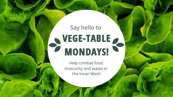 Say hello to Vege-Table Mondays!