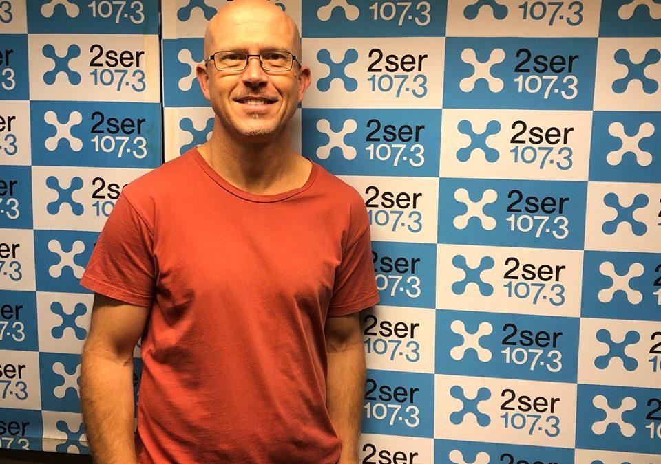 Beating the 'heat island effect' – Bruce Knobloch on 2SER-FM
