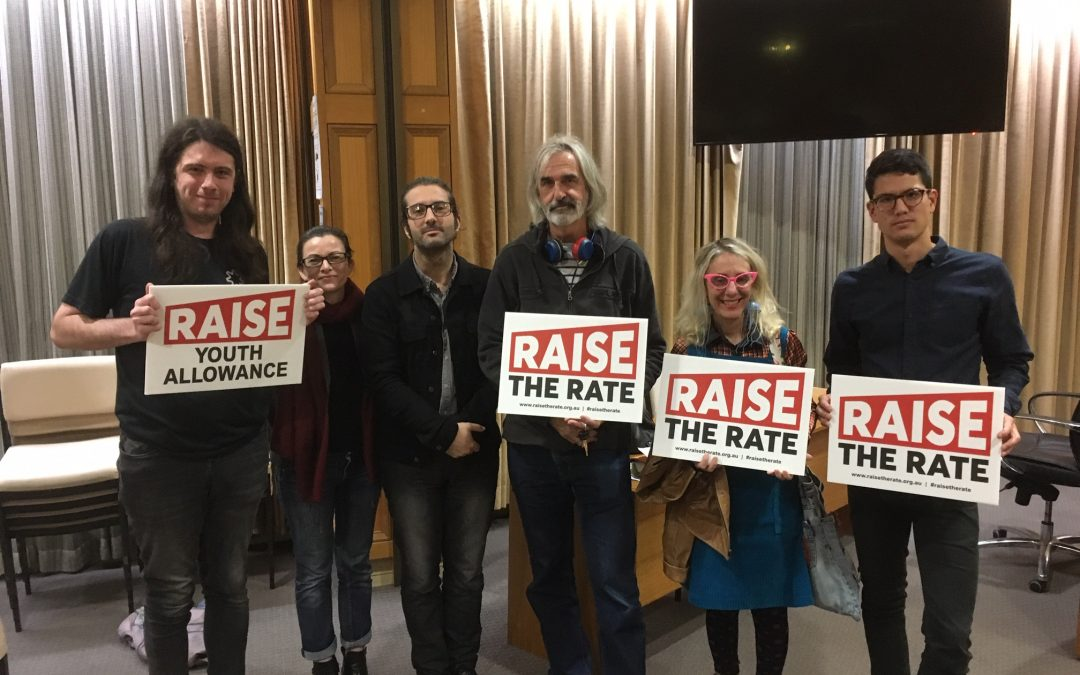 Inner West Council joins Raise the Rate campaign!