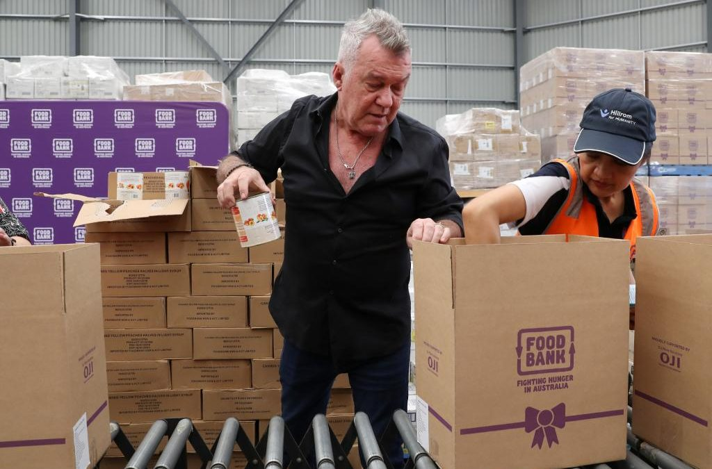Cold Chisel: putting food on the table