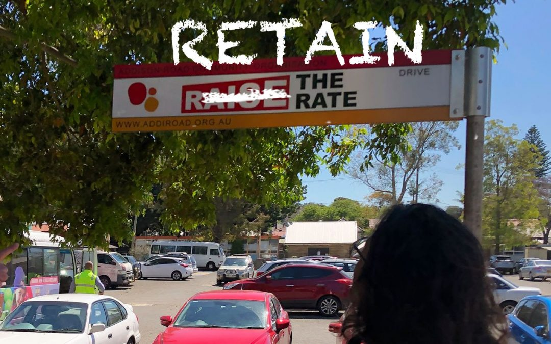 Retain the Rate