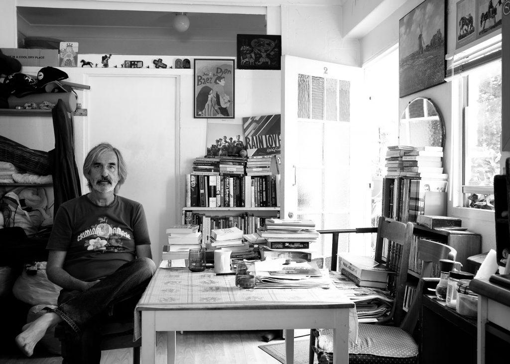 Mark Mordue. Photo by Hugh Stewart.
