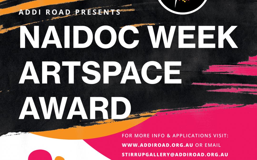 Addi Road NAIDOC Week Artspace Award