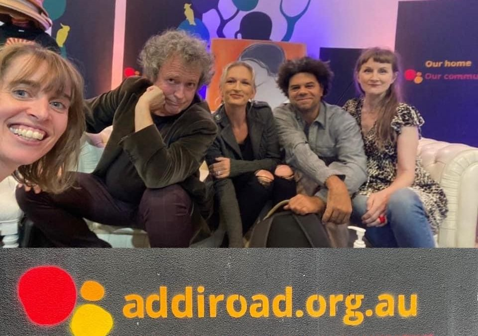 Disruption, Idealism and Promise – Addi Road Writers' Festival 2021