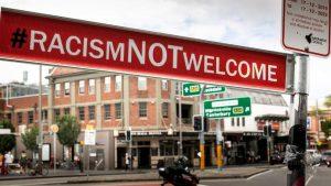 Australia Talks data shows most of us agree Australia is a racist place. (ABC News: Mridula Amin)