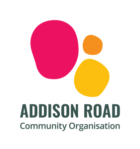 Logo Addison Road community Organisation
