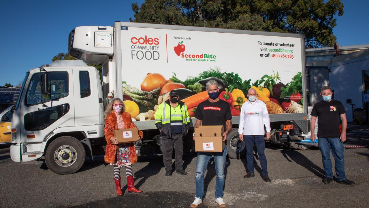 Hunger heroes unite as food demand soars in NSW