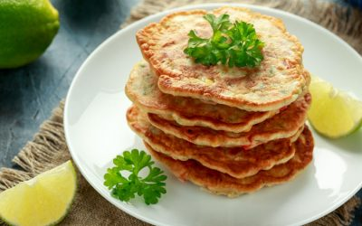 Easy Corn Fritters